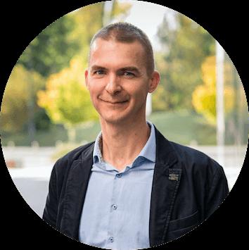 Datainfo ekipa strokovnjakov, Benjamin Lesjak.
