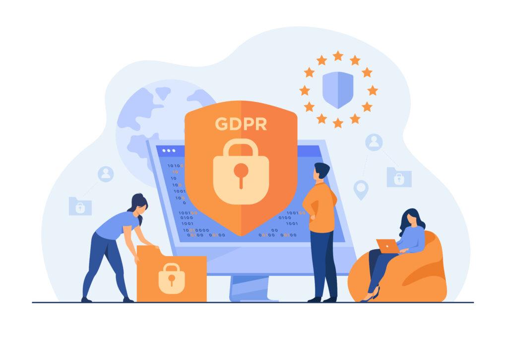 Varstvo in zaščita osebnih podatkov. Datainfo podjetje - pomoč pri GDPR.