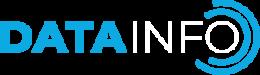 DATAINFO logotip - celovite rešitve za varstvo osebnih podatkov.